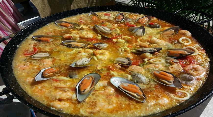 Kaytossa oleva kuva Espanjalainen ruokakulttuuri - Espanjalainen ruokakulttuuri