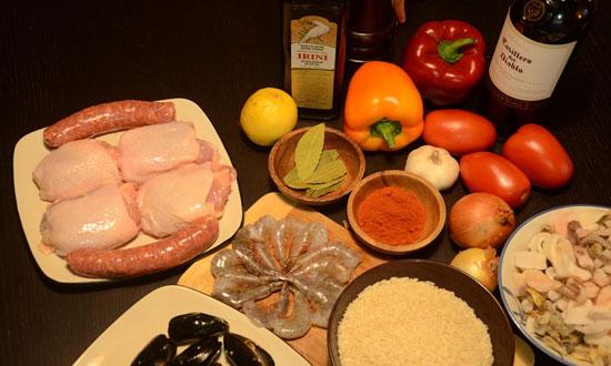 Postitse kuva Espanjalainen ruokakulttuuri Erilaisia espanjalaisia ruokalajeja - Espanjalainen ruokakulttuuri